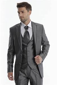 Costume Mariage Homme Gris : genevieve avril homme les ateliers du mariage ~ Mglfilm.com Idées de Décoration