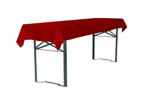 Tischdecke für Bierzeltgarnitur 250 x 100 cmTDBZ