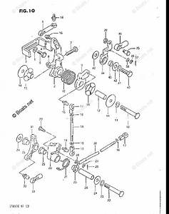 Suzuki Outboard Parts By Year 1984 Oem Parts Diagram For