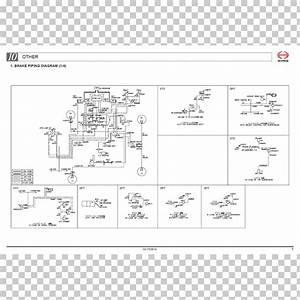Hino Wiring Diagram Schematic
