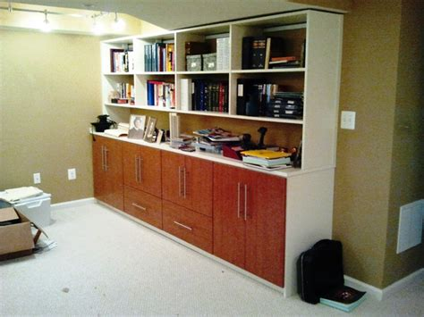 office wall unit contemporary home office baltimore