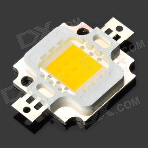 12v 10w led diy 10w 1000lm 3300k warm white light led plate module 12v free shipping dealextreme