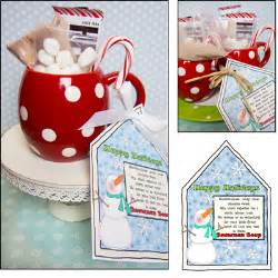 homemade christmas gifts snowman soup 410 11 490 2 00 parties and patterns fun ideas