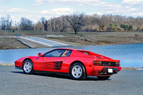 Research, compare and save listings, or contact sellers directly from 1 testarossa models nationwide. Used 1989 Ferrari Testarossa For Sale (Special Pricing)   Ambassador Automobile LLC. Stock #107