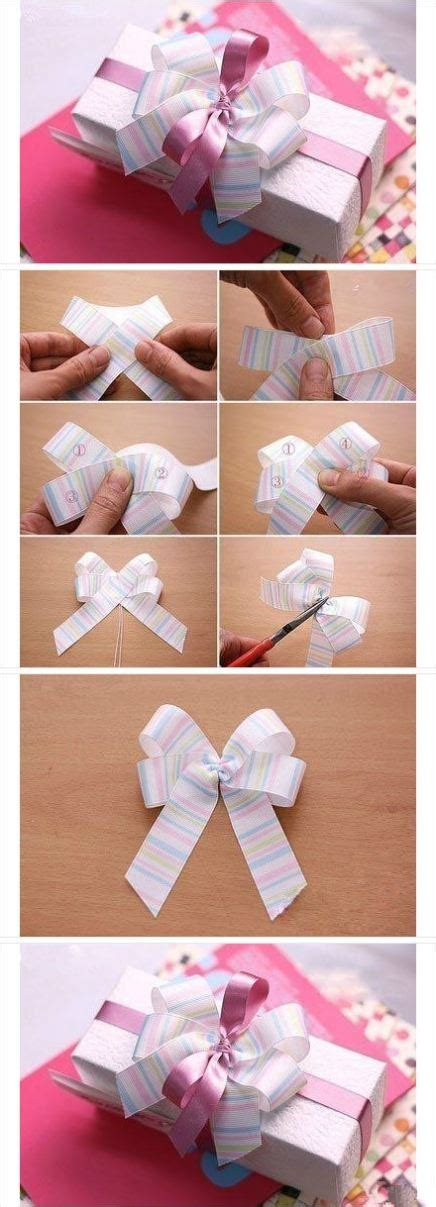 how to make a bow for a present how to make present bow pictures photos and images for facebook tumblr pinterest and twitter