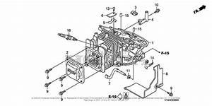 Honda F220 Parts Diagram