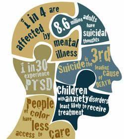 Mental Health - General Board of Church & Society Mental Health and Behavior