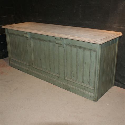antique counter for painted shop counter antique counters island units 7489