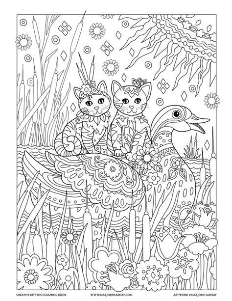 Creative Kittens — Marjorie Sarnat Design & Illustration