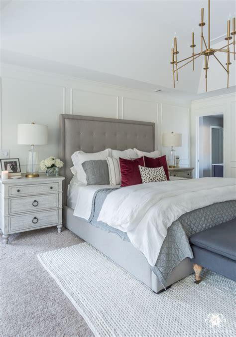 Master Bedroom Makeover by One Room Challenge Master Bedroom Makeover Reveal Kelley Nan