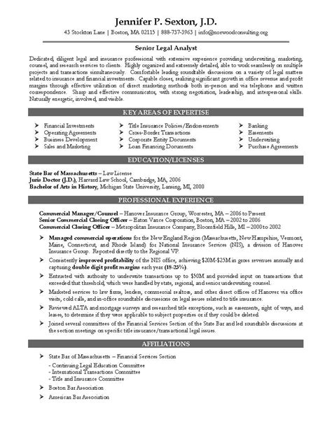 resume template word sle resume cover letter format