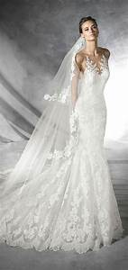 pronovias wedding dresses 2016 collection part 1 With lace wedding dresses 2016