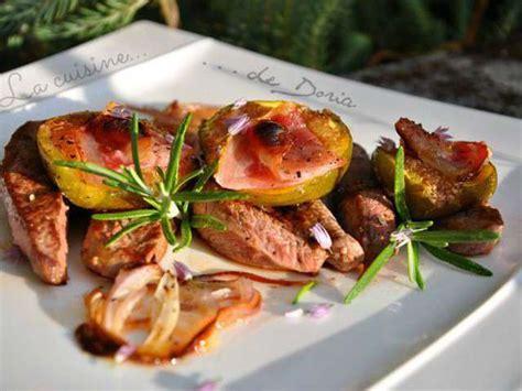 cuisine doria recettes d 39 aiguillettes de canard de la cuisine de doria
