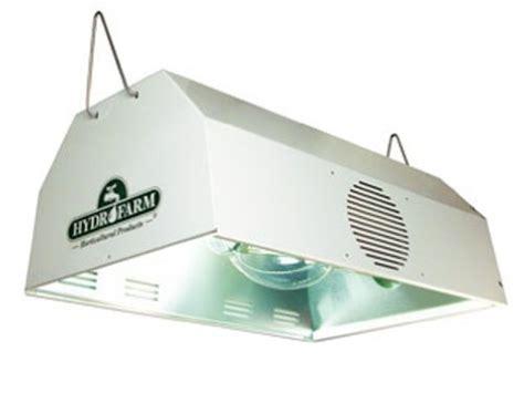 hydrofarm grow lights ballast reflector
