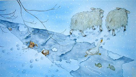 Create A Winter Wonderland Learn How To Draw Snow