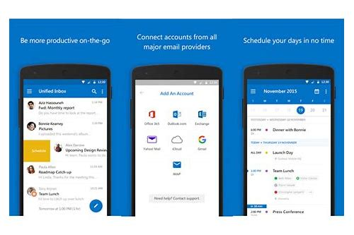 download attachments outlook app android