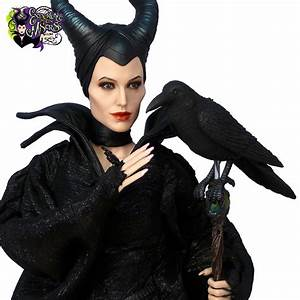 Hot Toys Presents Disney: 'Maleficent' Movie Masterpiece