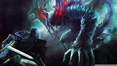 Souls Dark Secrets Bloodborne Concept Delivery Soul