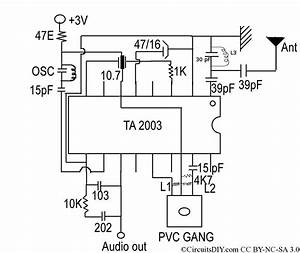 I U0026 39 M Yahica  Cd2003gp Circuit Diagram