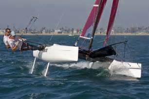 hobbie cat cat fiberglass sailboats hobie cat
