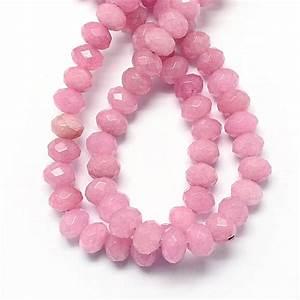 Orient Teppich Selbst Reinigen : 30 achat perlen natural opak rosa 4mm rondell facettiert ~ Lizthompson.info Haus und Dekorationen