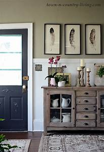 Create, A, Welcoming, Entryway, Cozy, Living