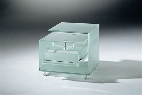 Side Table Designs Bedroom by Designer Glass Furniture