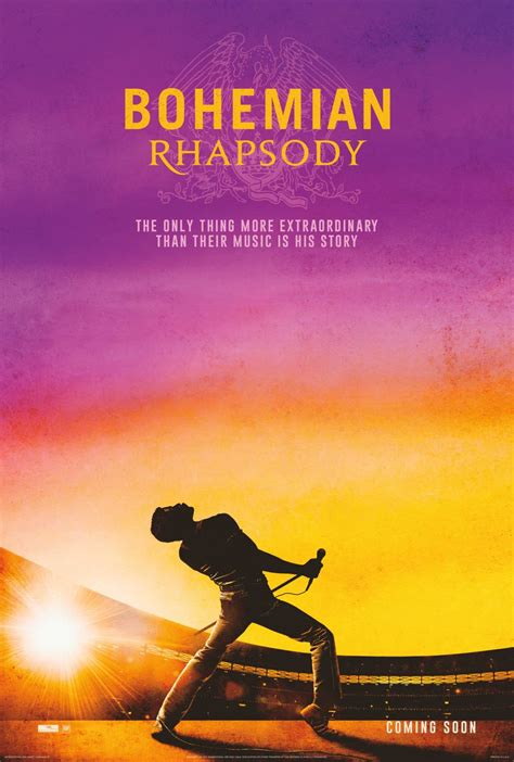 The captain hardly disapproved of music. Movie Bohemian Rhapsody - Cineman
