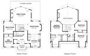 small house floor plans with basement house plans strathcona linwood custom homes