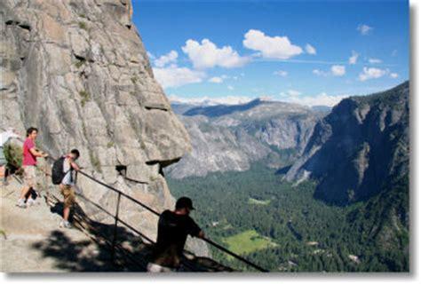 Yosemite Hikes Upper Falls
