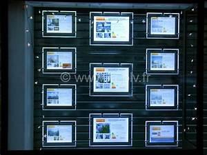 Cadre Lumineux Message : cadre led lumineux suspendu avec clairage pour affichage publicitaire ~ Teatrodelosmanantiales.com Idées de Décoration