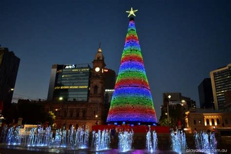 Top Christmas Things To Do And See Around Adelaide