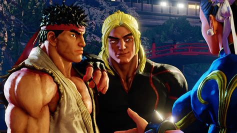 Street Fighter V Arcade Edition Gets Arcade Mode Detailed