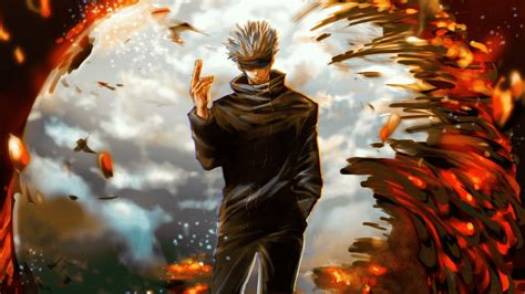A collection of the top 37 jujutsu kaisen laptop wallpapers and backgrounds available for download for free. 3840x2160 Satoru Gojo Jujutsu Kaisen Art 4K Wallpaper, HD Anime 4K Wallpapers, Images, Photos ...