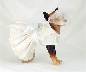 the well dressed dog at a wedding 10 awesome dog bridal gowns With dog wedding dress