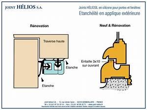 Joint De Porte Bois : joint d 39 tanch it pour porte joint helios ~ Edinachiropracticcenter.com Idées de Décoration