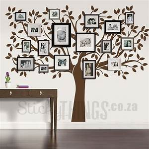 Family Tree Wall Art Decal - StickyThings co za