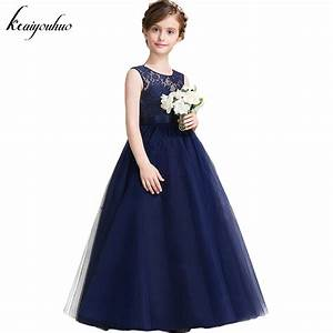 keaiyouhuo 2017 summer flower girls wedding dress for With wedding dress for kid girl
