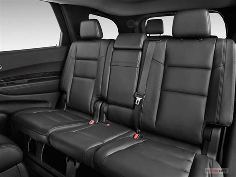 2013 dodge durango captains chairs 2013 dodge durango interior u s news best cars