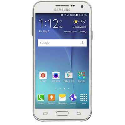 talk samsung galaxy e5 available at walmart for 199 prepaid mobile phone reviews