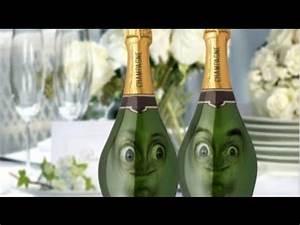 Image Champagne Anniversaire : champagne joyeux anniversaire humour carte anniversaire anim e youtube ~ Medecine-chirurgie-esthetiques.com Avis de Voitures