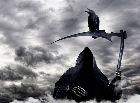 La Morte In i corvi e la morte ilparanormale