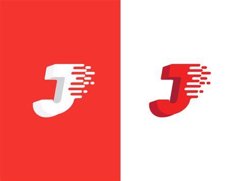 jj logo exploration  mayra vargas dribbble dribbble