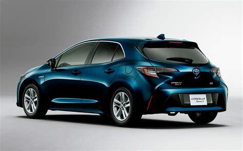 Toyota Corolla by Jdm Spec 2019 Toyota Corolla Sport Gets Turbo Option