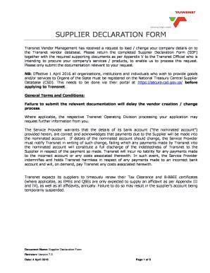 sample letter  supplier requesting bank details edit
