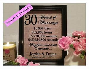 30 years of marriage 30th wedding anniversary 30 years of With 30 year wedding anniversary gifts