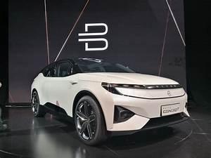 Voiture De L Année 2019 : byton la voiture con ue comme un objet connect frandroid ~ Maxctalentgroup.com Avis de Voitures