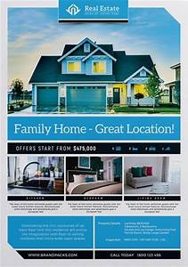 real estate free poster template download psd poster and With property flyer template free