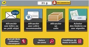 1 Patronal La Poste : impression des tiquettes de transport sur les automates ~ Premium-room.com Idées de Décoration