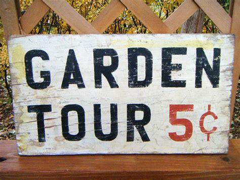garden sign ideas creative garden sign ideas and projects jennifer burr real estate blog coldwell banker